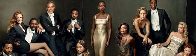 Vanity Fair and It's 'Colourful' Cover